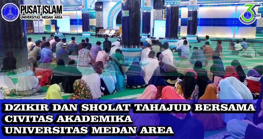 Yayasan Pendidikan Haji Agus Salim Mengadakan Dzikir dan Tahajud Bersama pada Bulan September 2018