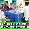 Rapat Dosen Responsi Pendidikan Agama Islam Universitas Medan Area