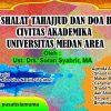 Dzikir Bersama Universitas Medan Area