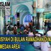 Tausiyah di Bulan Ramadhan Masjid Taqwa Universitas Medan Area 1439 H