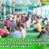 Pengajian Rutin Civitas Akademika Universitas Medan Area Bulan Januari Tahun 2019