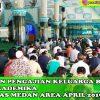 Arisan Keluarga Besar Civitas Akademik Universitas Medan Area April 2019