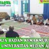 Evaluasi Kerja Badan Kemakmuran Masjid At-Taqwa Universitas Medan Area