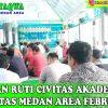 Pengajian Rutin Civitas Akademik Universitas Medan Area Bulan Februari 2020
